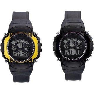 KIDS Beautiful Watch Analog Combo- Watch pack of 2