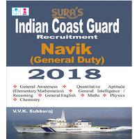 Indian Coast Guard Recruitment Exam Navik General Duty