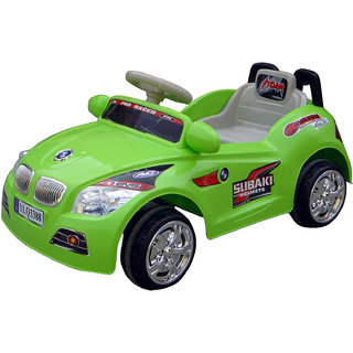 kids ride on battery operated car with remote