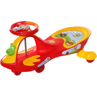 Magic Car Deluxe Ride-On for Kids