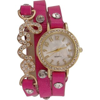 WOMEN'S WATCH LOVE DORI PINK