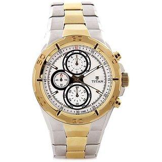 Titan NH9308BM01J Analog Watch (NH9308BM01J)