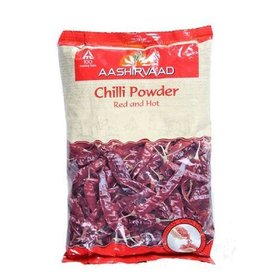 Aashirvaad Powder Chilli Pouch 500gms