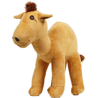 Ultra Camel Soft Toy 12 Inches - Brown