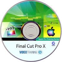 Apple Pro Video Series Final Cut Pro X Video Tutorial DVD