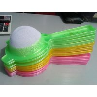 Plastic Tea Strainer Mesh Strainer Flo Color
