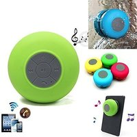 OGM Portable Waterproof Bluetooth Speaker With Mic Wire