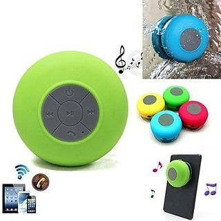 Sonilex OGM Portable Waterproof Bluetooth Speaker with Mic Wireless Portable Speaker With Hands-Free Feature ( Color May Vary)