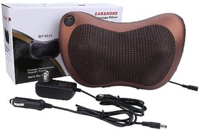Best Deals - Electric Massage Cushion Pillow Massager Personal Full Body for Car Home.