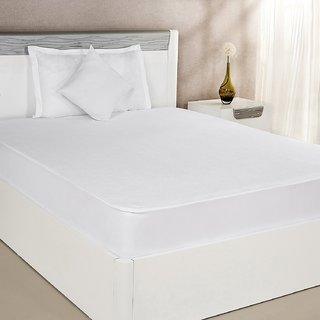 Buy Dezire Waterproof Mattress Protector Double Bed King Size