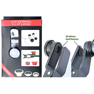 Universal clip lens for all smart phone