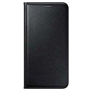 RKR Samsung Galaxy J7 Pro Flip Cover BLACK