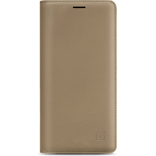 RKR Samsung Galaxy J7 prime golden Flip cover