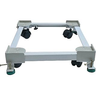 GoodsBazaar Adjustable Washing Machine / Fridge / Air Cooler Trolleys / Stand