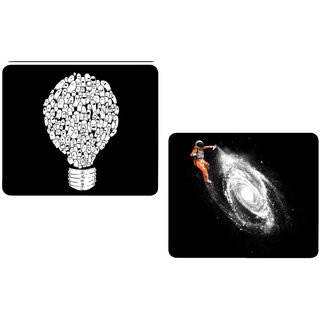 Fashion Bit Gaming Mouse Pads Pack of 2