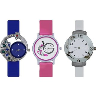 NG Fnacy Woman Attractive Combo Watch-Glory3