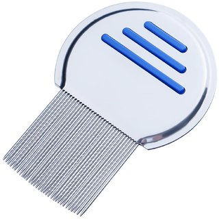 QD Stainless steel  Lice Comb ,Very effective for Head Lice and Nit Remover Lice remover tool high quality product