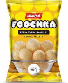 FOOCHKA READY TO FRY - PANI PURI