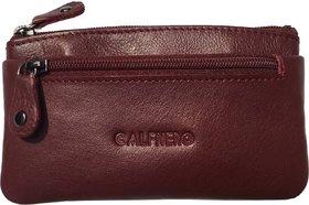 Calfnero Genuine Brodo Leather Key Case