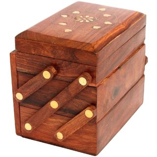 Handmade Jewellery Box