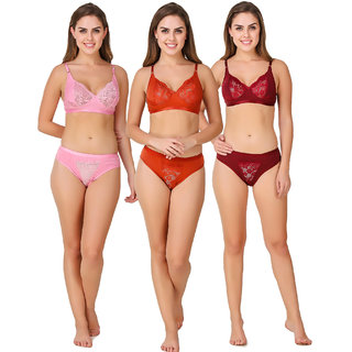 43d80d75af Buy In Bwauty Bra and panty set Online - Get 63% Off