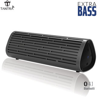 Tantra Thunder 4.1 Bluetooth Speakers Portable Wireless Speaker with 12W Rich Deep Bass Waterproof IPX4