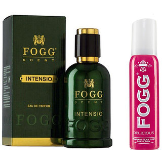 Fogg Scent Intensio With Delicious Deo