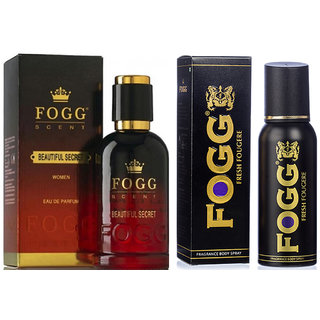 Fogg Scent Beautiful Secret With Fougere Deo