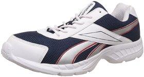 Reebok White Acciomax Lp Running Shoes For Men