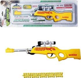 Soft Bullet Sniper Shot Gun For Kids Toy Game