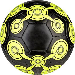 Glider Black Football (Size-5)