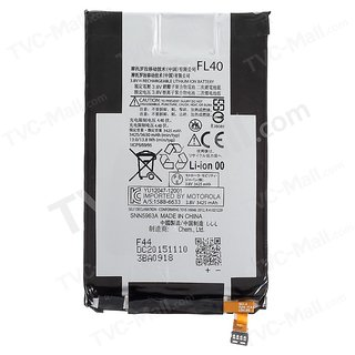 OG Motorola FL40 Battery FL40 FOR Motorola Moto X 3a  Moto X Play 3630mAh with 1 Month Seller Warantee.