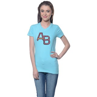 Yaadleen Designer Trendy Cotton T-Shirt