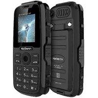 Karbonn K5000 MahaaBali Dual SIM Basic Phone (Black)