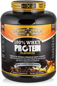 Muscle Powr 100 Whey Protein 5 Lb (coffee Mocha)