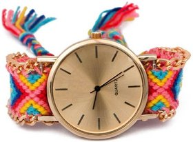 Geneva KDS BEST Multicolour Analog Women's Watch