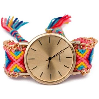 Geneva KDS BEST Multicolour Analog Womens Watch
