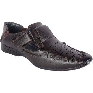 Aadi New Look Brown Sandals