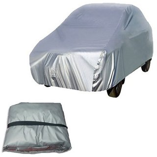 ALTO 800 CAR BODY COVER (SILVER MATTY)