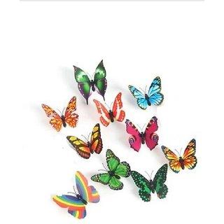 Decor plastic Wall Decor Butterfly