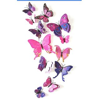 Beautiful wall decor butterfly