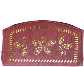 ARD Women's Trendy Zipper Type Clutch