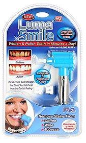Branded Original Luma Smile Tooth Teeth Polisher Whitener Stain Remover With Led Light Teeth Whitening Pen