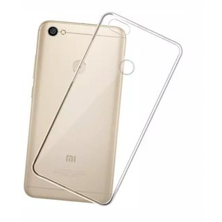separation shoes 8f941 a9fdb Transparent Back Cover For Redmi Y1 Standard Quality
