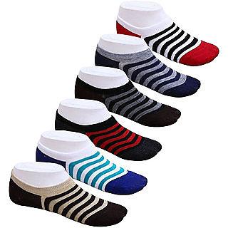 Men Women Ankle Length loafer Socks(pack of 6 pcs) amazing quality