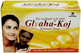 glyaha-koj fairness soap 75g (pack of 6)