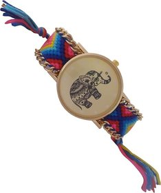 Geneva KDS Elephant womens watch By Morli-eStore
