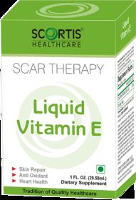 SCORVIT - E (LIQUID VITAMIN E)  -30ml. (SCAR THERAPY)