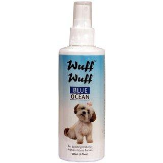 Wuff-Wuff Blue Ocean Pets Perfume Sparay