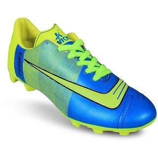 Kwickk Football Shoe Power PVC Blue